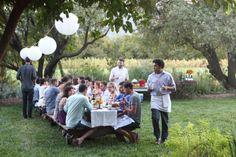 Farm-to-table dinner at Full Belly Farm