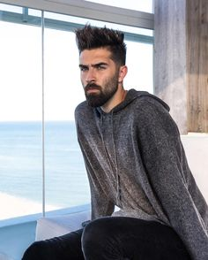 chrisjohnmillington-medium-length-spiky-mens-hairstyle