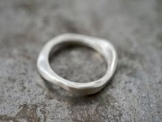 Flow Design, Wax Carving, Ring Engagement, Alternative Wedding, Beautiful Gift Boxes, Silver Jewellery, Unique Rings, 2d, Sterling Silver Rings