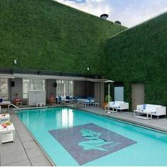 Gansevoort Park Hotel NYC in New York. We help you find the best boutique hotels in New York.