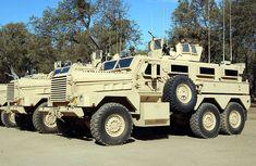 Cougar - Mine resistant ambush protected vehicles