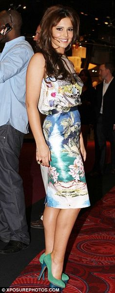 Cheryl Cole in Stella McCartney