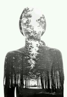These Emotion Filled Double Exposure Photography Are Just Stunningly Beautiful