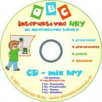 INTERAKTÍVNE HRY - CD MIX