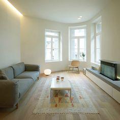 Un intérieur teinté de bois et de blanc - FrenchyFancy