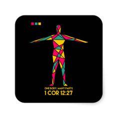 1 cor 12 body has many parts artwork - Google Search