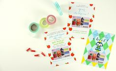 Great teacher's gift // Gift card printables