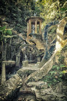 Las Pozas, Xilitla - México (Nathan Goldenzweig)