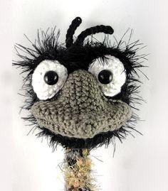 Emma the Emu amigurumi crochet pattern by IlDikko