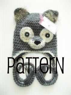 This listing is for a PATTERN ONLY not a finished product. Includes PATTERN for the Wolf Pack Hat in 5 sizes to fit: baby months), toddler Crochet Adult Hat, Crochet Kids Hats, Crochet Baby Clothes, Crochet Yarn, Crochet Projects, Sewing Projects, Wolf Hat, Funny Hats, Diy Baby Gifts