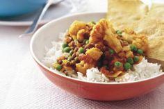 Lekkere snelle curry :)