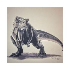 "Jurassicparkfanart on Instagram: ""@chetanramesh1138 these are sick 🙌🏾"" Dinosaur Art, Sick, Instagram"