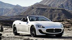 Maserati GranCabrio MC | #maseratigrancabrio #hdwallpaper | www.yours-cars.eu/MASERATI/Maserati.htm
