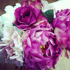 A Bohemian Life - dee-elle-clothing: Nothing like a few #flowers...