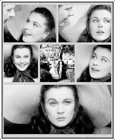 Gone with the Wind, Scarlett O'Hara/Vivien Leigh