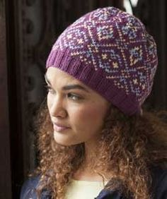 Evenly Spacing Increases and Decreases (Plus a Free Hat Pattern!) - Knitting Daily - Blogs - Knitting Daily