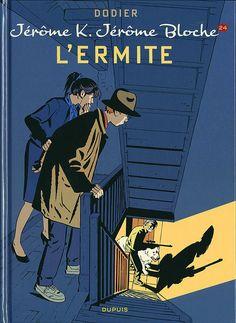 """Jérôme K. Jérôme Bloche (série) - Makyo, Le Tendre -- """"Un jeune détective privé qui, avec l'aide de sa petite amie, dénoue les vies & les énigmes. La recherche de la vérité est son seul moteur, il ne porte pas de jugement moral..."""""""