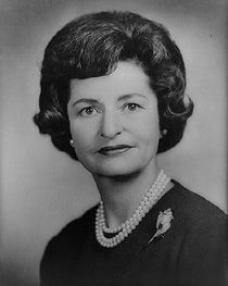 Lady Bird Taylor Johnson, First Lady 1963-1969