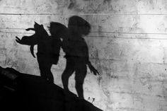 Las sombras.  De Alain Laboile me gustan también casi todas las fotos