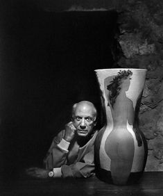 Picasso  |  Photo: Yousuf Karsh