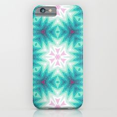 Soft Stars Pattern iPhone & iPod Case