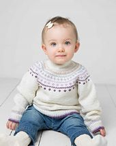 Ravelry: Sweater pattern by Berit Ramsland