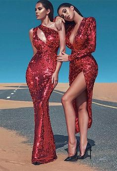 Sexy Dresses, Beautiful Dresses, Fashion Dresses, Prom Dresses, Long Dresses, Sequin Evening Dresses, Evening Gowns, Red Sequin Dress, Shoulder Off