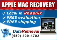 Apple Mac Data Recovery Phoenix