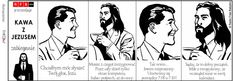That Pacifist Stuff. Coffee With Jesus: Radio Free Babylon Christian Cartoons, Christian Memes, Christian Life, Coffee With Jesus, David Wilkie, Amazing Grace, Gods Love, Savior, It Hurts