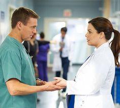'Saving Hope' recap: 'Til death do us part Saving Hope, Erica Durance, Michael Shanks, Tiffany T, Medical Drama, Popular Shows, Episode 3, New Woman, Movie Tv