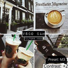 50 VSCO Cam Filter Settings for Better Instagram Photos