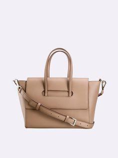 AW15 Nomad Shoulder Working Bag from #MaisonUllens #MadeinFrance #Bag #Leather