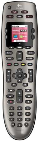 Logitech Harmony 650 Infrared All in One Remote Control, Universal Remote, Programmable Remote (Silver): A universal remote with a colour screen and one-click activity buttons that bring you showtime in no time. Logitech, Tech Gifts For Dad, Cool Tech Gifts, Home Entertainment, Universal Remote Control, Tv Remote Controls, Audio, Display Screen, Home Theater