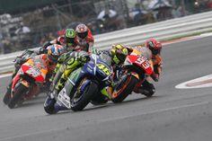 Gran Premio de Gran Bretaña MotoGp Silverstone: Horarios del fin de semana