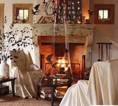 Halloween Home Decor Pictures, Photos, and Images for Facebook, Tumblr, Pinterest, and Twitter