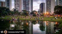 #Repost @nossavista1102 with @repostapp.  Goyaz festival! Aproveitando o final de domingo com evento gratuito no Parque Flamboyant. Orquestra Filarmônica de Goiânia que beleza #goyazfestival #goianiawalk #goianiacultural #parkflamboyant #nossavista1102 #vivaominc #orquestra #fimdetarde #sundayfunday  @luizalfredolopes by kaciellinutri http://ift.tt/25gOAfl