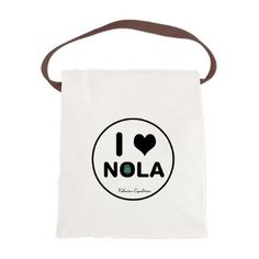 Take your love for New Orleans to lunch with this Canvas Lunch Bag. Only $12.99 to show your #NOLA pride, help the environment, and support volunteer travel!