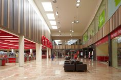 Centro Comercial Basketball Court, Ideas, Shopping Center, Buildings, Architects, Interior Design, Pictures, Thoughts