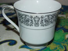 Lovely Vintage Celebrity Fine China Cup by EnchantingArtistry, $12.95