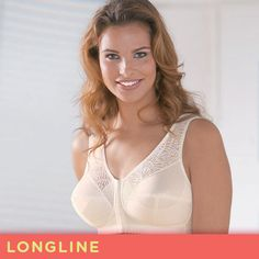 fd4c60a60e Longline Front Closure Specialty Bras     Mastectomy    Befitting You Long  A Line