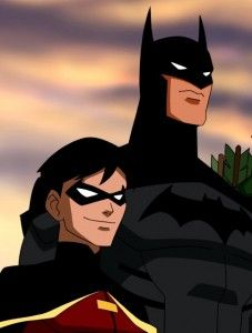 The Dynamic Duo from Young Justice