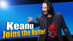 Keanu have a city to brun Cd Project Red, Gaming Rules, Cyberpunk 2077, E 3, Keanu Reeves, Nonfiction, Card Games, Favorite Quotes, Video Games