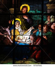 Google Image Result for http://image.shutterstock.com/display_pic_with_logo/106159/106159,1319831869,1/stock-photo-nativity-scene-stained-glass-window-in-the-german-church-st-gertrude-s-church-in-gamla-stan-in-87597691.jpg