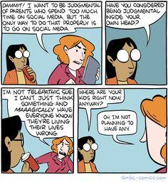 When Telepathic Social Media happens, I'm becoming a Morlock.