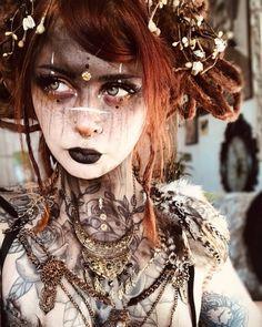 Witch Makeup, Fairy Makeup, Cosplay Makeup, Costume Makeup, Viking Makeup, Elven Makeup, Gothic Makeup, Tribal Makeup, Eyeshadow Makeup