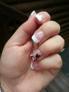 Cute Disney Nails