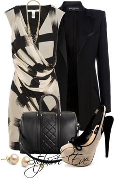 """Untitled #1543"" by stylisheve on Polyvore"