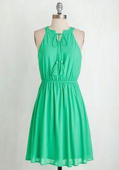 Verdure and Acquisition Dress