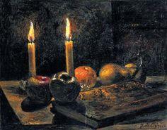 Chirico, Giorgio de (1888-1978) - 1949-50 Still Life (Sothebys Milan, 2004)