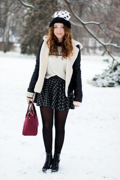 Fashion Suede Shoulder Bag - OASAP.com
